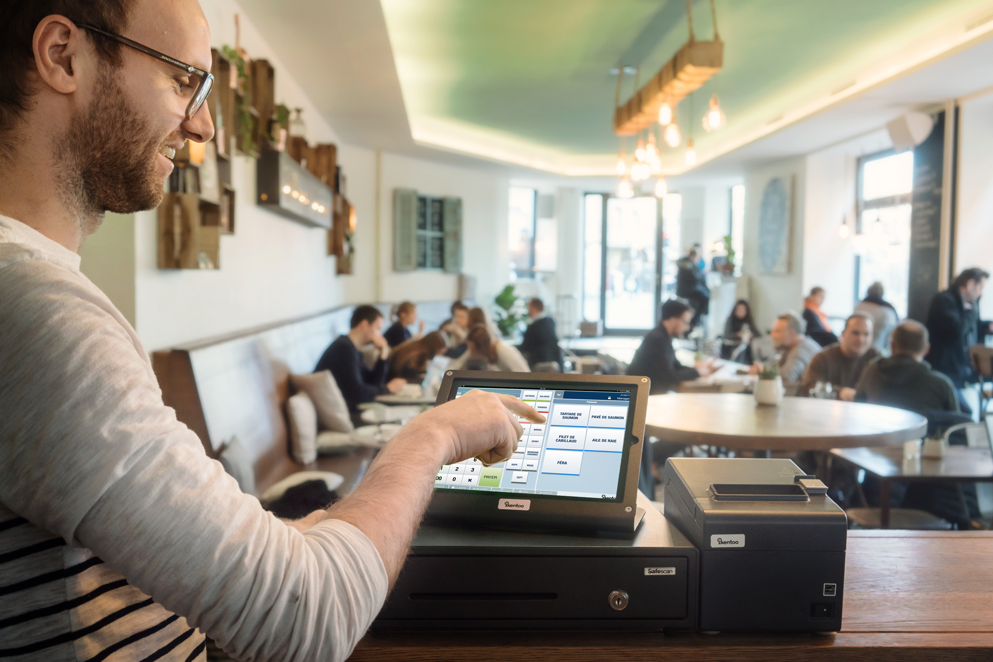 iKentoo: iPad solution for your restaurant