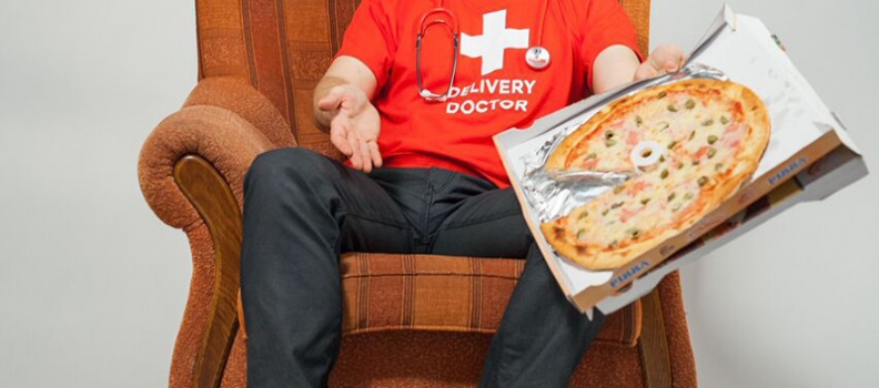 Make food delivery your flagship service